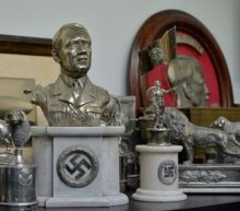 Argentina police seize cache of hidden Nazi artifacts