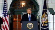 El vértigo de Trump frente al sosiego de Biden