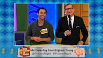 The Price is Right - Matthew from Brigham Young