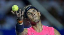 'Não é a mesma coisa, mas pelo menos temos um torneio de tênis', diz Nadal em Roma