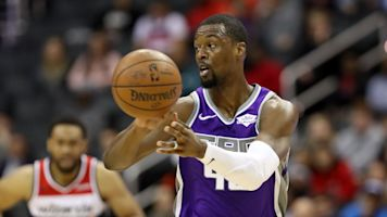 Barnes declines $25.1M option with Kings