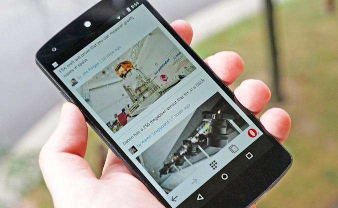 Opera Mini's built-in video compression finally hits Android