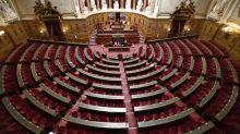 France: le benjamin du Sénat Rémi Cardon fait ses premiers pas