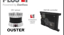 Ouster Partners with Danfoss to Accelerate the Adoption of Lidar in Mobile Off-Highway Vehicles
