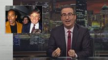 John Oliver accuses Trump of using O.J. defense strategy against Mueller