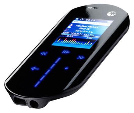 Maxfield intros MAX-IVY MP3 player