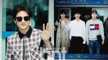 Lee Je Hoon and VIXX Show up at Incheon Airport