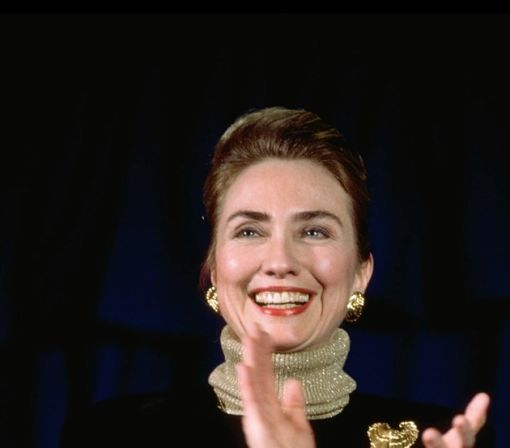 When Hillary Clinton Ran for President ... in 1992