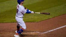 Alonso HR in 10th lifts Mets over Yanks after Seaver tribute
