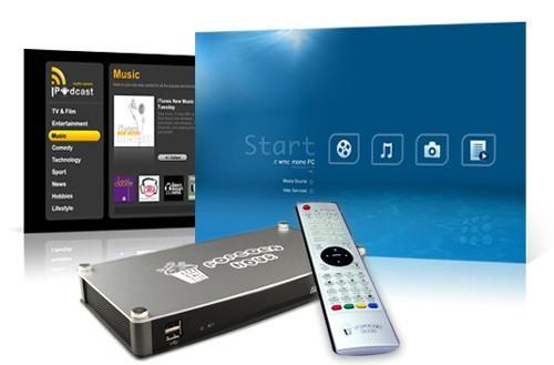 Popcorn Hour's A-100 HD media streamer publicly available for pre-order