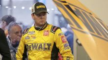 Jones gets advice on life after Joe Gibbs Racing from Logano