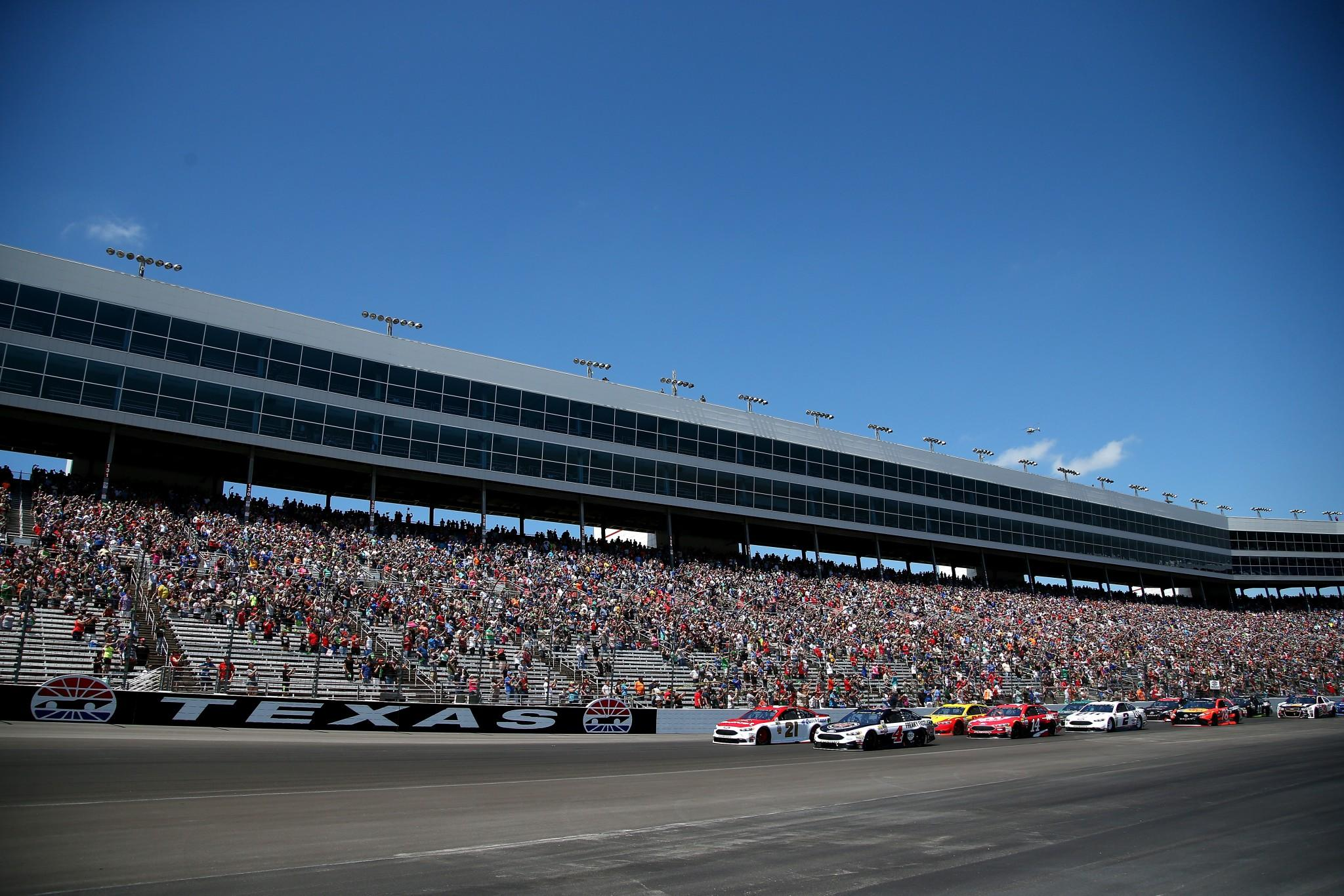 How A Track Like Texas Motor Speedway Can Be Listed
