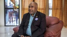 Outgoing Comoros leader Azali looks set to win new term