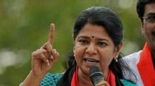DMK Leader Kanimozhi, Others Detained During Hathras Protest in TN