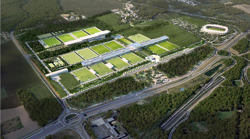PSG: voilà à quoi va ressembler le nouveau centre d'entraînement
