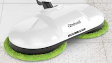 'Makes cleaning so easy!' This electric mop scrubs floors spotless—and it's more than 40 percent off today