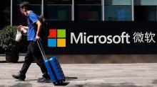 Microsoft's TikTok bid spotlights Windows maker's history with China