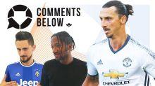 Zlatan Overhead Kick Proves He's Man United's Main Man | Comments Below