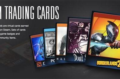 PSA: Valve deals Steam Trading Cards to all