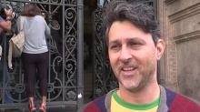 Brasil despidió a Joao Gilberto en el teatro de su último concierto carioca