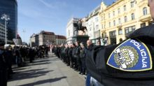 Croatia far-right leader arrested after Zagreb march