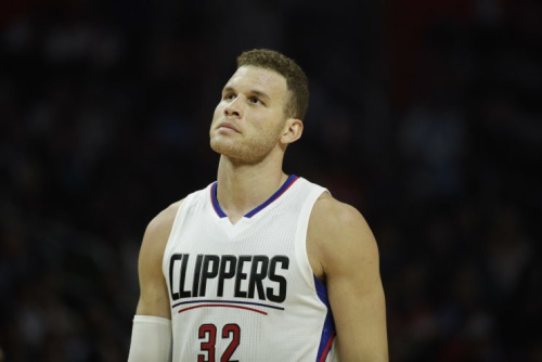 Blake Griffin has been with the Clippers for seven seasons. (AP)
