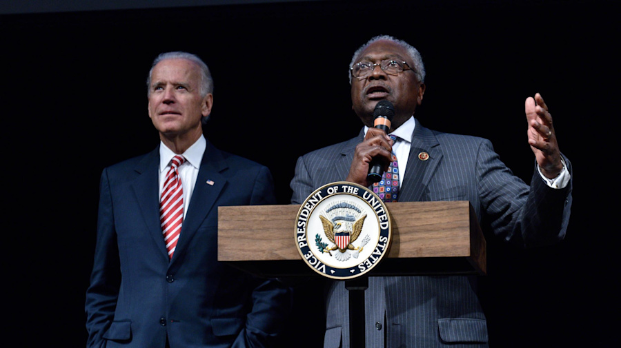 Biden nabs coveted support ahead of key test