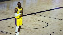 LeBron James is still adapting to playing without fans: 'It's a very weird dynamic'