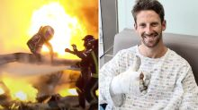 'Saw death coming': Driver describes horror of fiery F1 crash