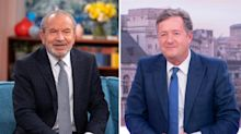 Piers Morgan defends 'halfwit' Lord Alan Sugar's alleged racist World Cup tweet