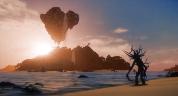 Combat-free MMO Wander coming to PS4