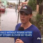 Puerto Rico without power after largest storm in over 80 ...