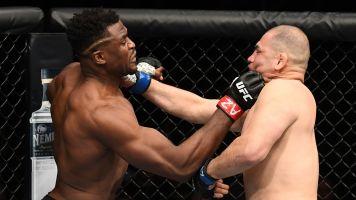 Velasquez's UFC return spoiled in 26 seconds