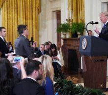 CNN sues over barring of reporter, White House vows vigorous defense