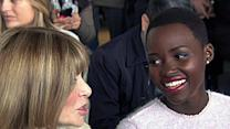 Lupita Nyong'o, Naomi Watts Attend CK Collection