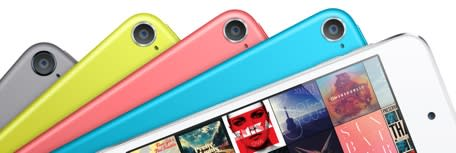 Apple wish list: Show battery percentage on the iPod touch
