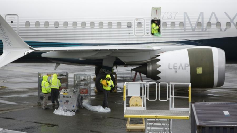 Boeing reconoce defectos en los simuladores de vuelo del 737 MAX