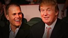 Clay Travis Rips Media For Condemning Tom Brady & Donald Trump's Friendship