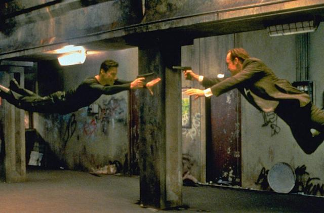 Warner Bros. is reportedly considering a 'The Matrix' relaunch