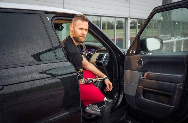 Jaguar's automatic door could make cars more accessible