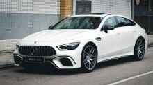 賽道級動力-Mercedes-AMG GT 63 S 4MATIC+ 最強街車實測