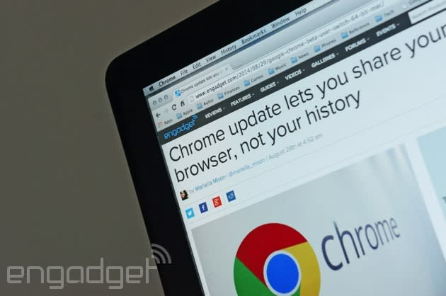 Chrome extensions are now only available from the Web Store