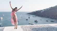 Actresses with droolworthy vacations