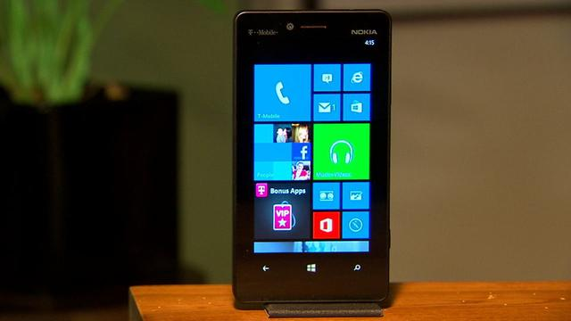 Nokia Lumia 810 is solid, but ugly