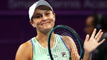 Ash Barty's huge win as rivals crash out of French Open