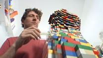 Lawyer quits job to play with LEGOS!