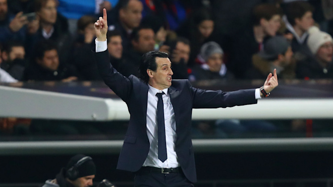 Ligue 1: Emery never feared the sack at PSG