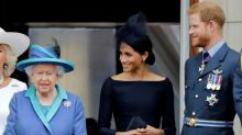 Harry, Meghan under fire after royal crisis summit