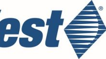 West Announces First-Quarter 2019 Results
