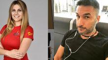 Bruno, el hermano de Hugo Sierra, reconoce que escribió a Ivana Icardi antes de 'Supervivientes 2020': ¿Estrategia?